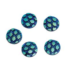 100pcs 12mm Round Resin CabochonsIridescent Faux Druzy Cabochons,Mermaid Deco,Silver
