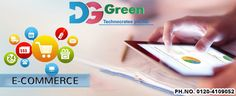 DGGreen Technocrates Pvt. Ltd. is #website_design_and_development company in India. We provides #eCommerce_solutions and #ERP & #CRM_Development_Services. Call at +91-120-4109052 or visit on http://www.dgtechnocrates.com