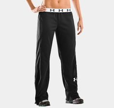 Women's UA Hero Warm-Up pants. I would wear these every. single. day. !