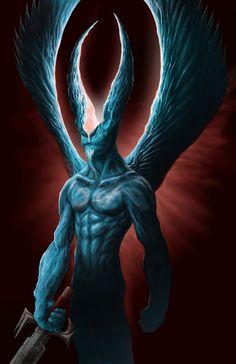 19 best Archangel Samael images in 2016   Archangel, Fallen angels