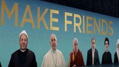 Ψησταριά-Ταβέρνα.Τσαγκάρικο.: ΒΙΝΤΕΟ ΣΟΚ: Τέρμα τα ψέματα, φέρνουν μία θρησκεία,...