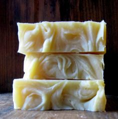 Orange and Bay Soap Cold Processed Essential by BubbleandFlameNH