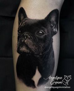 Tatuaje Bulldog Frances 174 best frenchie tattoos images on pinterest in 2018 | french