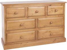Edwardian 3+4 Drawer Wide Chest - Edwardian Antique Solid pine beautifully crafted traditional furniture .This premium collection has a durable antique wax lacquer finish for years of stunning good looks. Highlights in this collection include a range of bedside cabinet, as well as striking chest, dressing table and wardrobe with something for every property.