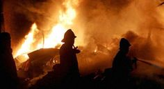 Mumbai: 10 dead after fire broke out at a fire cracker factory in Balaghat. Details awaited…