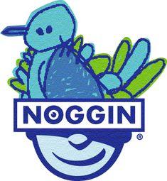 N.O.G.G.I.N= NOGGIN!