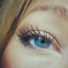 My Signature Eye Makeup Technique   Sunset Blonde's Blog