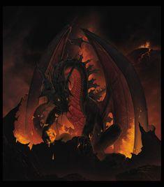 dragons by deviantart - Taringa!