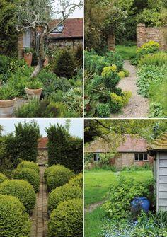 Sarah Raven's Perch Hill garden.