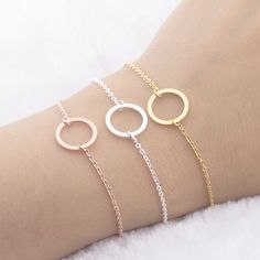 Women/'s Stainless Steel Silver Charm Bracelet Fashion Femmes Mignon Coeur Bracelets