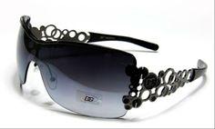 a4cf6adf5275e DG Eyewear Women s Bubble Aviator Sunglasses - Assorted Colors (Black)