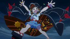 Fight Club Mako from Kill La Kill
