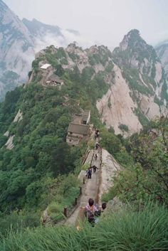 #Mount_Huashan or #Huashan_National_Park in #China http://directrooms.com/china/hotels/beijing-hotels/price1.htm