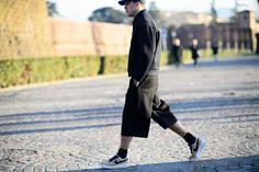 Pitti Uomo Street Style F/W 2015