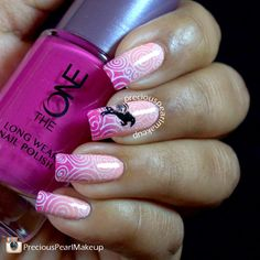 Unicorn Nails | preciouspearlmakeup