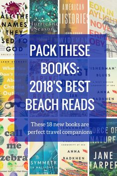 Pack These Books: This Year's Best Beach Reads