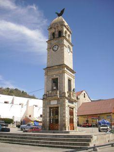 Reloj de San agustin metzquititlan hgo. mexico