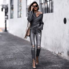 serious wrap sweater style