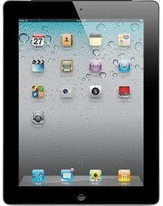"Apple IPad 2 16GB WiFi Tablet with 9.7"" Display and Skin On Back Panel (Refurbished)"