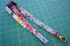 Scrappy Liberty Lanyard Tutorial