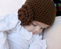 Princess hat with buns, Newborn, 0-3 months, 3-6 months, 6-12 months on Etsy, $30.00