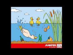 Kinderliedjes Jumper De diersuper - Kinderliedje Twee kleine eendjes