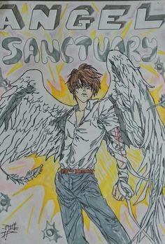 ;-) Angels, Anime, Fictional Characters, Art, Art Background, Angel, Kunst, Cartoon Movies, Anime Music