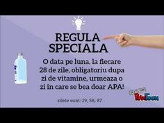 Citeste care sunt regulile pentru Dieta Rina pe zile, pentru fiecare din cele 4 tipuri de zile care se repeta timp de 90 de zile. Rina Diet, The Cure, Metabolism, Marie, Weight Loss, Workout, Youtube, Sport, Dates