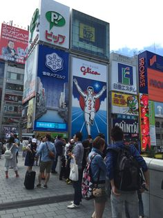 Glico-san at Dotonbori