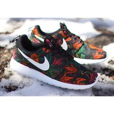 "check out ae8e9 eb50d Nike Roshe Run ""Smoky Lotus""  sneakers  Pinterest  Nike, Nike roshe and  Nike shoes"