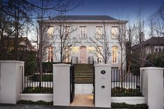 27 Deepdene Balwyn   A domain of lavish exclusivity amidst 12,240sqft (approx) of beautiful private gardens, collaboratively created by architect Nicholas Day and landscape artist Justin Hutchison. Real Estate Sales, Private Garden, Luxury Homes, Singapore, Melbourne, Gardens, Mansions, Landscape, House Styles