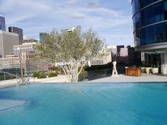 Pool at the Omni Hotel Dallas @Omni Hotels & Resorts #FTCDallas