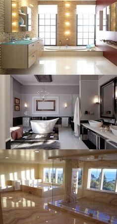 Bathroom Interior Design Ideas - Designing your Bathroom -  http://interiordesign4.com