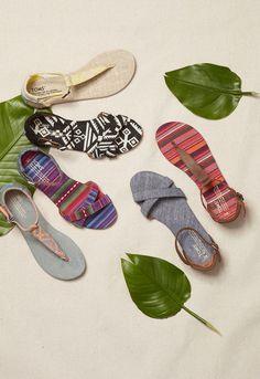 Terrific Toms - summer sandals