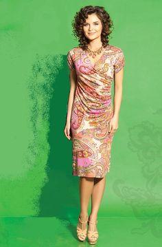 Платья из трикотажа | Купить трикотажное платье