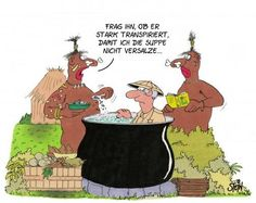 Uli Stein — Cartoons & Fotografie | CARTOONS - ulistein.de Comics Und Cartoons, Funny Cartoons, Western World, Comic Styles, Fire Trucks, Comedy, Hilarious, Family Guy, Jokes