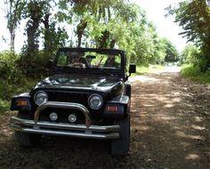 Punta Cana Just Safari - Wrangler Jeep