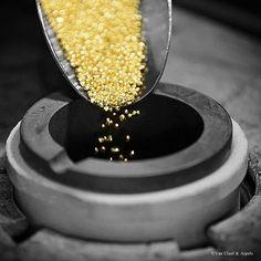 Van Cleef & Arpels #melting #gold