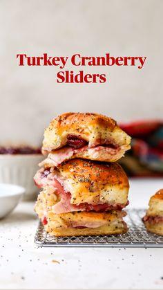 Thanksgiving Recipes, Fall Recipes, Holiday Recipes, Thanksgiving Leftovers, Bacon Jam Burger, Grill Cheese Sandwich Recipes, Chicken Sandwich Recipes, Sandwich Ideas, Quesadillas