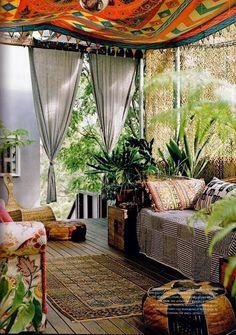 Beautiful Backyard Room | Outdoor Areas