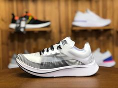 a93b6e68adfb3 NikeLab Zoom Fly SP Oreo White Black AA3172-101 For Sale