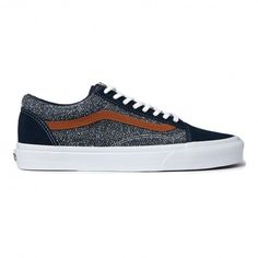 Vans Old Skool Reissue Ca VKW7DN8 Sneakers — Casual Shoes at CrookedTongues.com