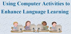 The Budget SLP: My Web Site Update-Using Computer Activities to Enhance Language Learning. Pinned by SOS Inc. Resources. Follow all our boards at pinterest.com/sostherapy for therapy resources.