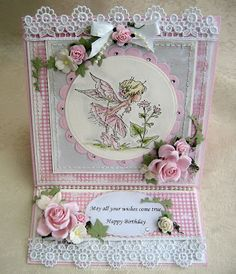 Scrapcards by Marlies