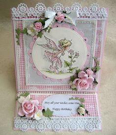 Scrapcards by Marlies