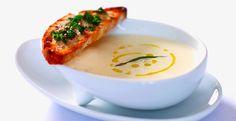 Суп из цветной капусты на бульоне
