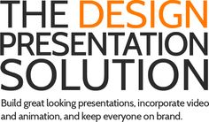CustomShow.com is the best presentation software for design teams who want great looking presentations that are on brand.