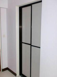 Bifold Bathroom Doors