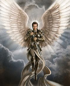 Guardian Angels Today is the Memorial to Guardian Angels. I must admit that for a long time I put my Guardian Angel on the shelf nex. Angels Among Us, Angels And Demons, Gardian Angel, Archangel Tattoo, Male Angels, Fire Festival, Angel Warrior, Saint Esprit, Ange Demon