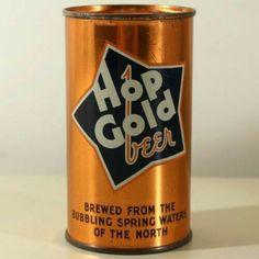 Hop Gold Beer , Vancouver, WA -1937